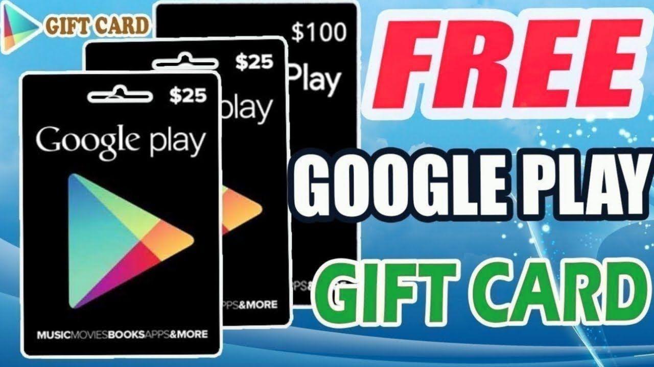 google play card giveaway 2019
