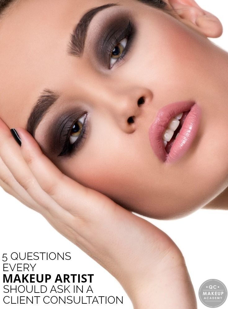 Discover the 5 questions every makeup artist should ask in a