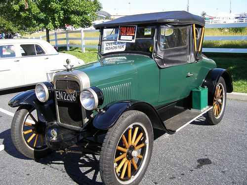 1918 Willys Overland Roadster
