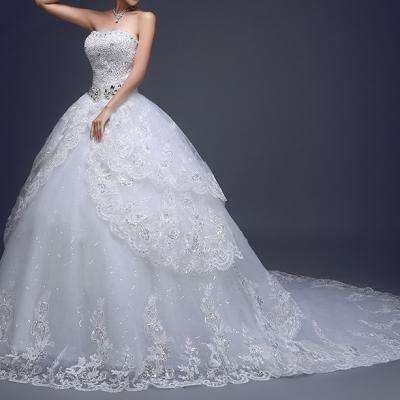 Produits en promotion robe de mariée princesse