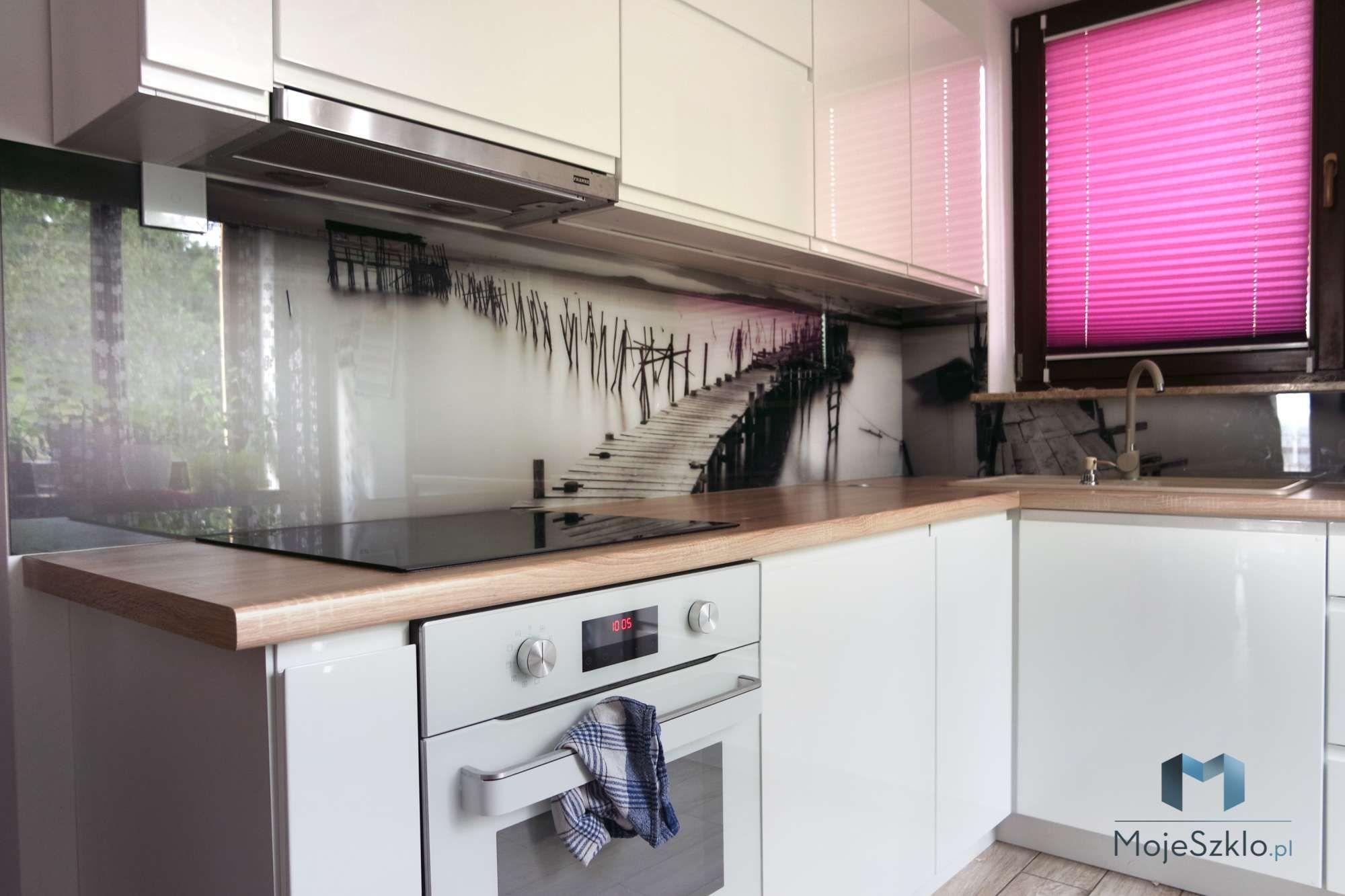 Szklane Panele Molo Kitchen Cabinets Decor Home Decor