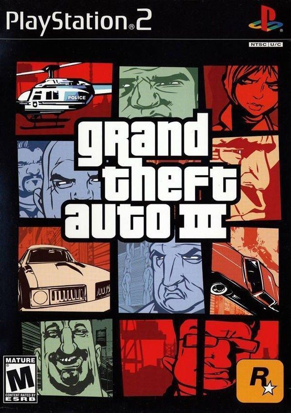 7 99 Grand Theft Auto Iii 3 Playstation 2 Ps2 Ntsc Gta Shooting Driving Ebay Electronics Grand Theft Auto Grand Theft Auto 3 Pc Games Download