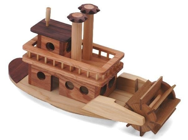 Wooden toy boat plans images for Toy plans