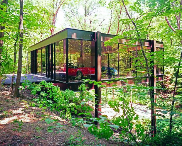 What links Mies vander Rohe to Ferris Bueller?   Architecture   Agenda   Phaidon