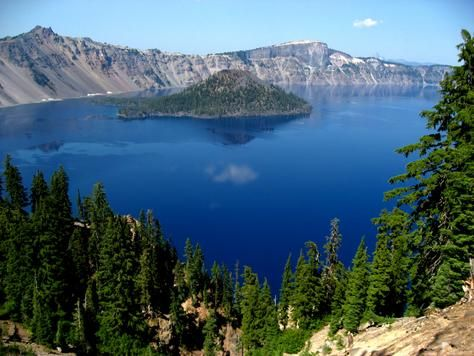 Crater Lake National Park  I have a friend who lives near