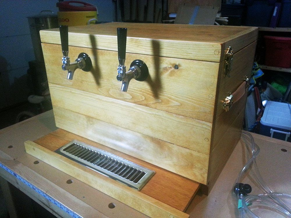 DIY Jockey Box | The Brew Bitch | Home brew supplies, Beer ...