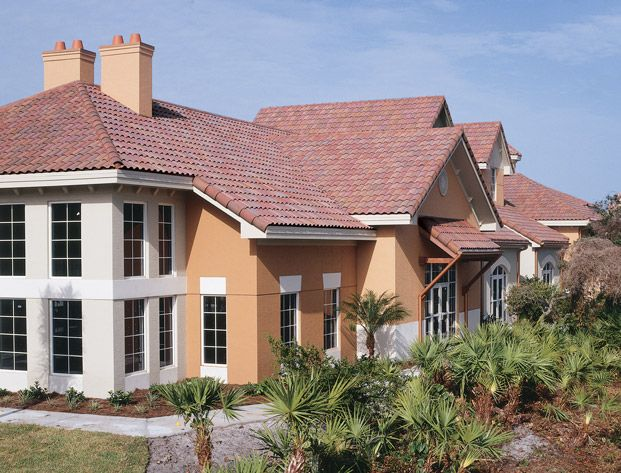 Boral Spanish S Nuevo In Brandywine Blend Florida Roofing Diy Roofing Urban Architecture