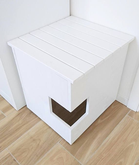 Corner Litter Box Cover Pet House Cat Litter Box Cabinet Pet Furniture Made Of Spruce Wood Litter Box Covers Pet Furniture Cat Litter Box