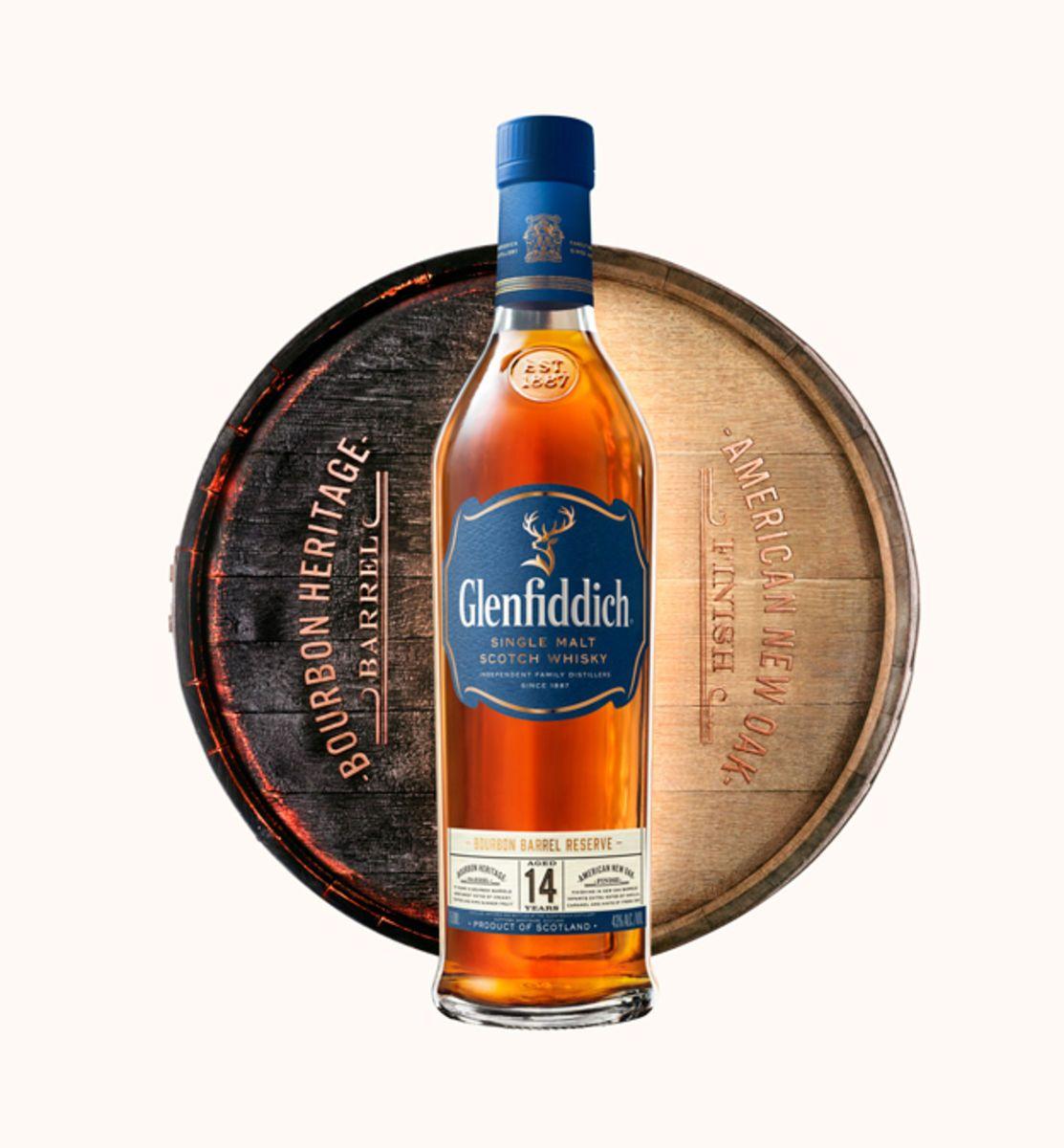 Glenfiddich's latest scotch gets a Kentucky kick - Acquire