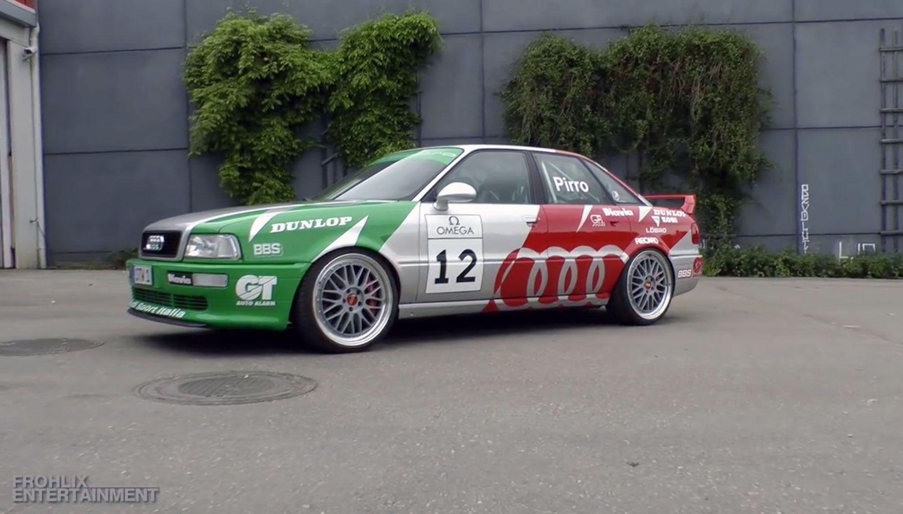 720 Ps Im Audi 80 Competition Audi Nsu Audi Cars Und Audi Quattro