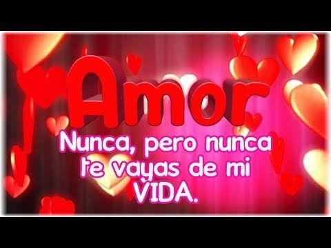 FELIZ NOCHE AMOR ♥ ¡Que tengas una bella y hermosa noche TE AMO!  ROMÁNTICO!! - YouTube