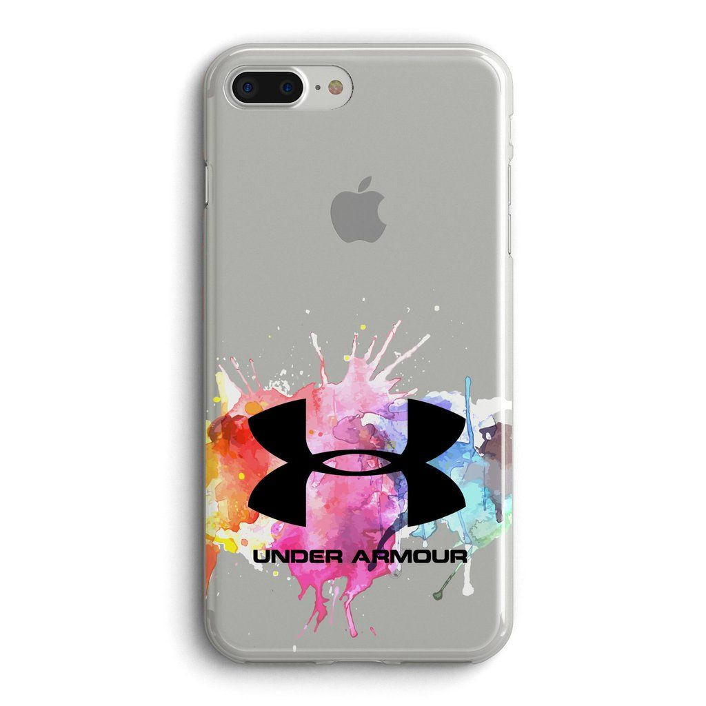 online store 86d1c b7d83 Under Armour For iPhone 7 7 Plus Clear in 2019 | Phone case | Iphone ...