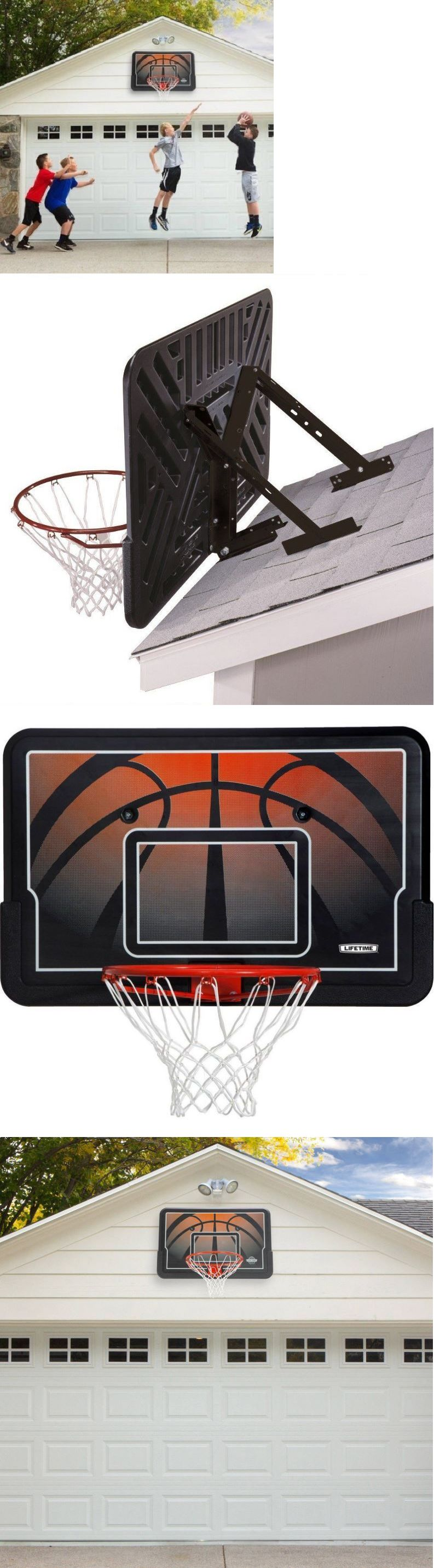 rims and nets 158962 new black backboard outdoor basketball hoop