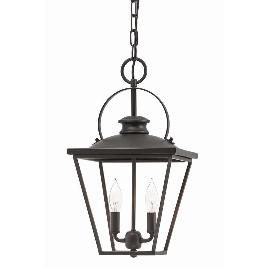 Kichler 616191 Olde Bronze Finish Chandelier 2 - Light Lantern ...