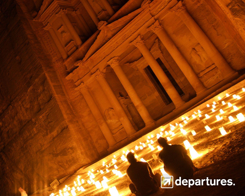 Departures - Jordan - Beautiful country.