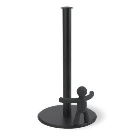 Amazon Com Umbra Buddy Paper Towel Holder Want This In White To Use As A Toilet Paper Holder Paper Towel Holder Towel Holder Kitchen Roll Holder
