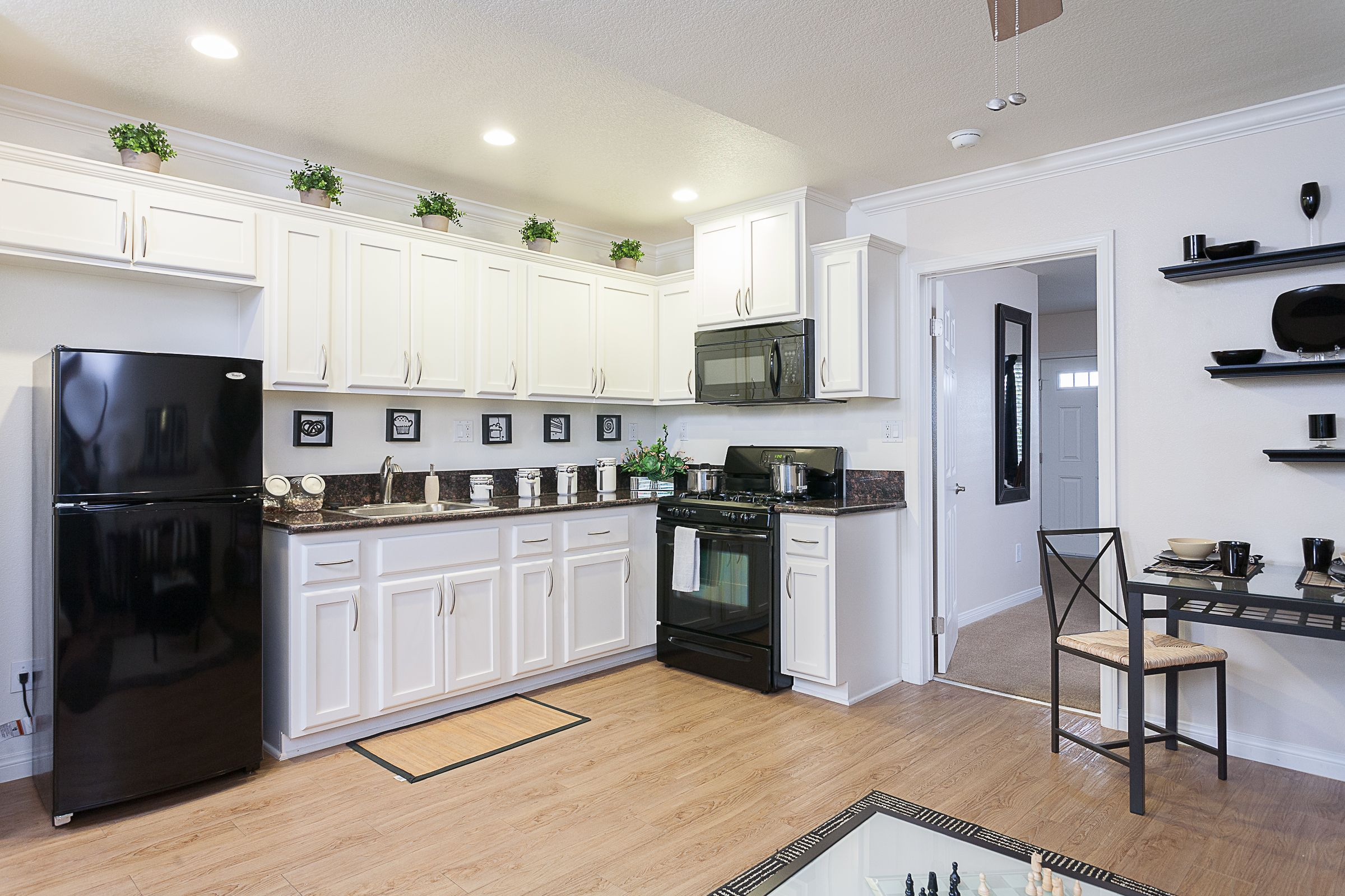 Kitchen goals at CALIFORNIA PALMS APARTMENTS IN SANTA ANA ...