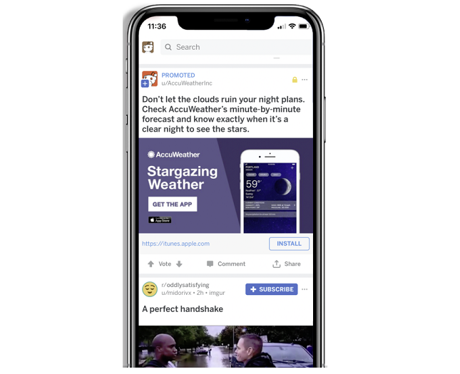 Reddit Adds App Install Ads, Improved Tracking and