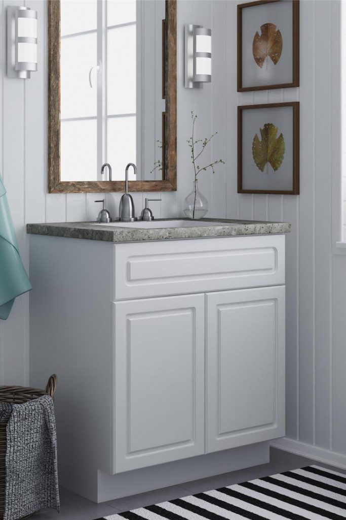 Attrayant Small Bathroom Vanities How To Maximize Your Small Bathroom Vanity Overstock