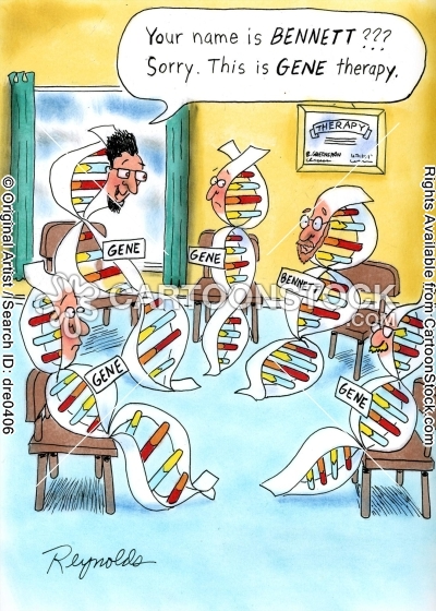 Gene therapy. | Let's Do Science | Science Humor, Biology ...