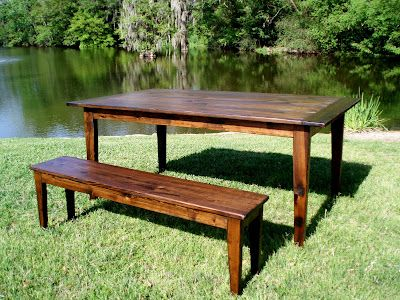 Benches Bench Table Table Style Craftsman Style Furniture