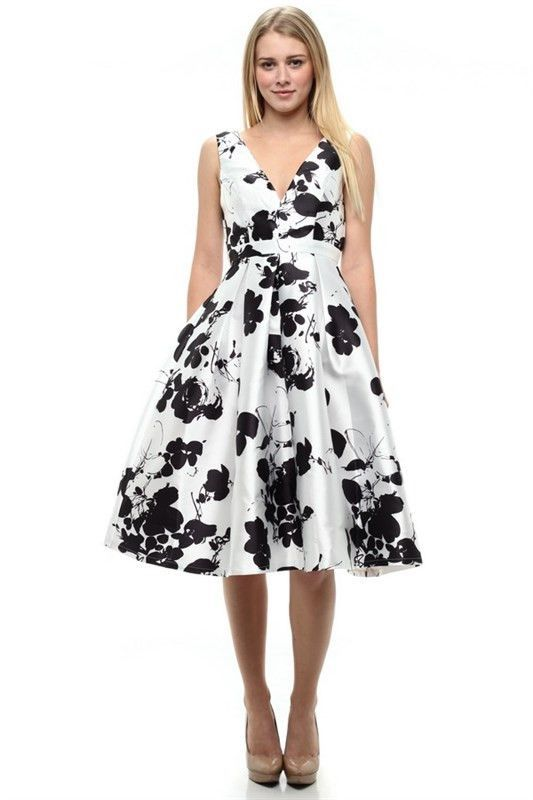 Work velour black and white midi dress new look orleans