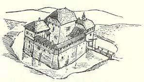 中世ヨーロッパの騎士と城 中世ヨーロッパ 騎士 城