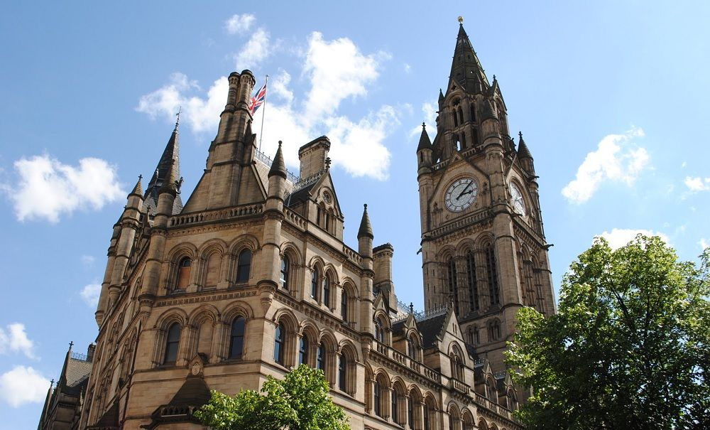Boutique hotel discussed as part of £250m Manchester town hall overhaul...