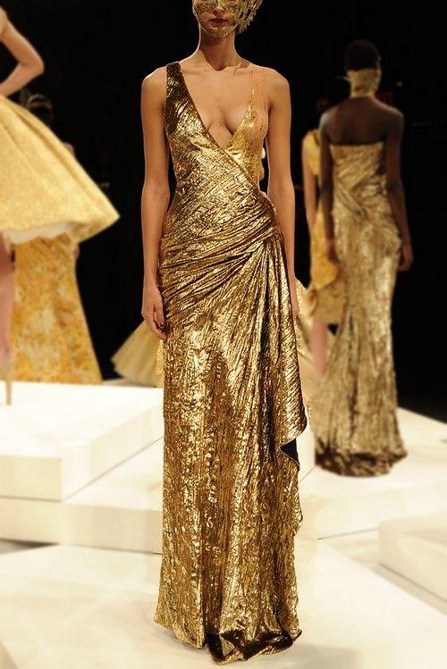 Qartheen dress for Daenerys Rafael Cennamo   Qarth   Pinterest ...