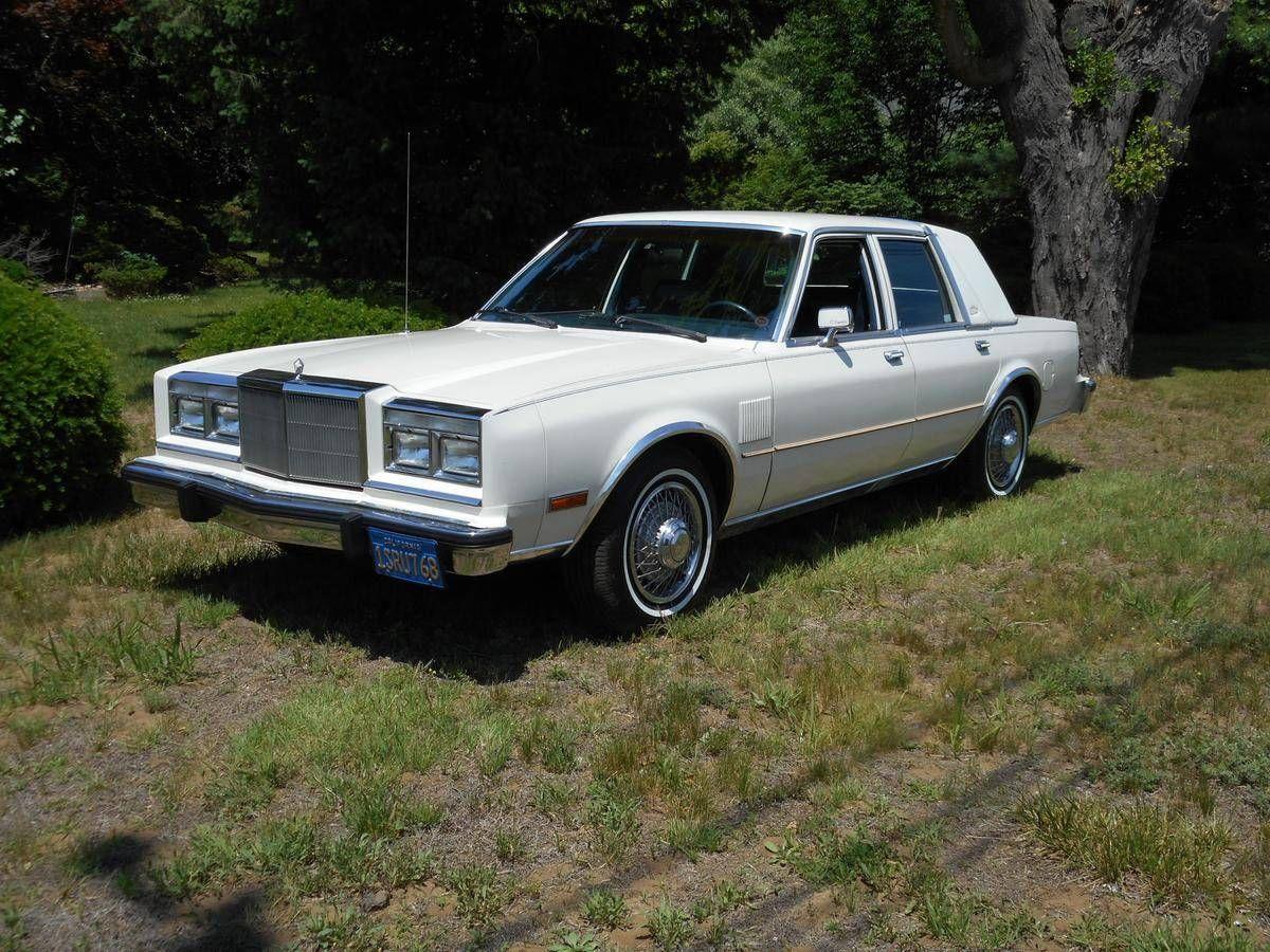 1987 chrysler fifth avenue for sale pinterest mopar cars and vehicle. Black Bedroom Furniture Sets. Home Design Ideas