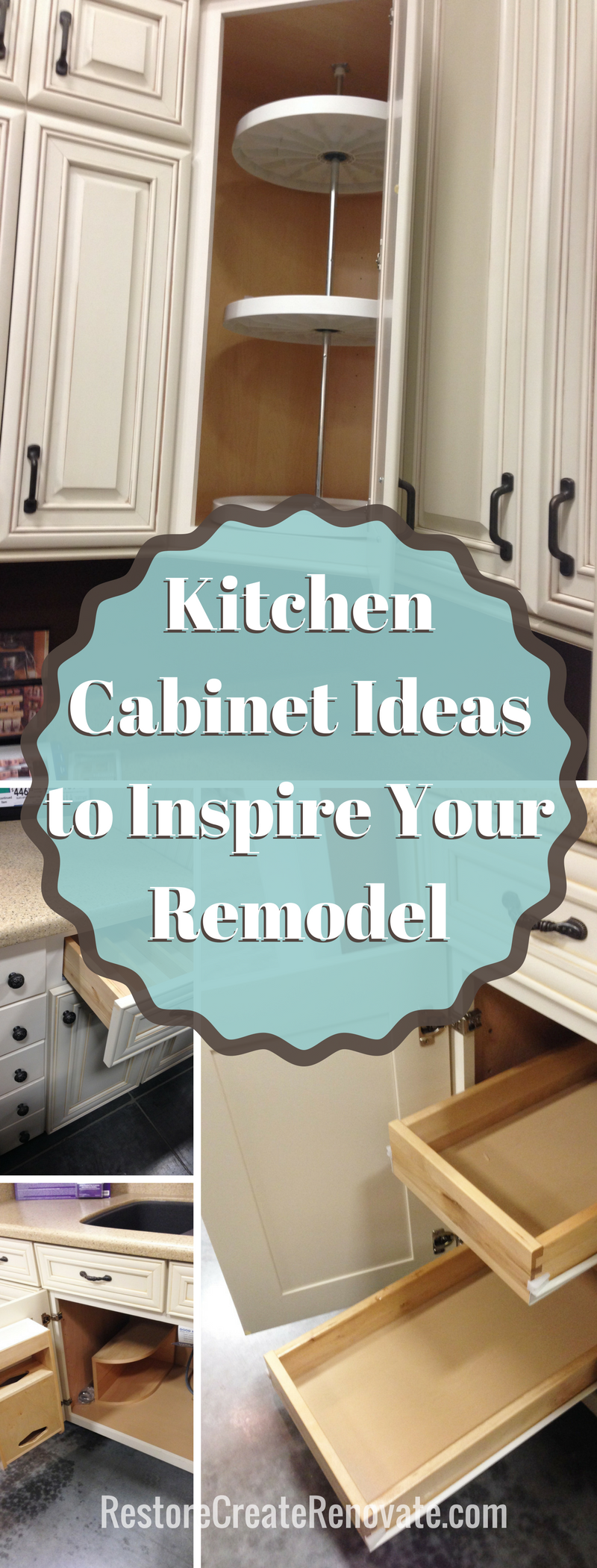 10 Ideas for Wood Kitchen Cabinets ~Upgrades You Might Want To ...