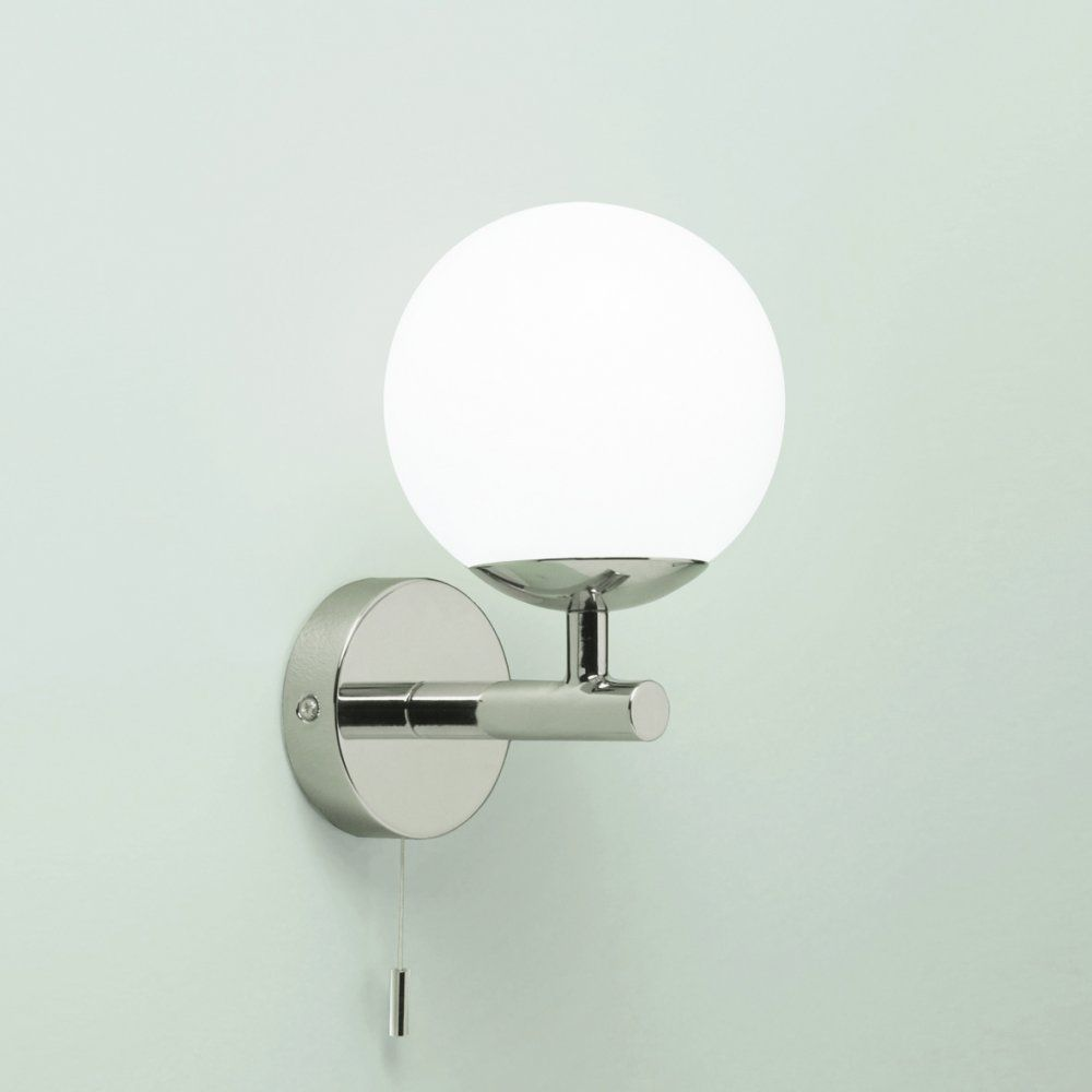 Image result for bathroom wall light with pull cord uk | Bathroom ...