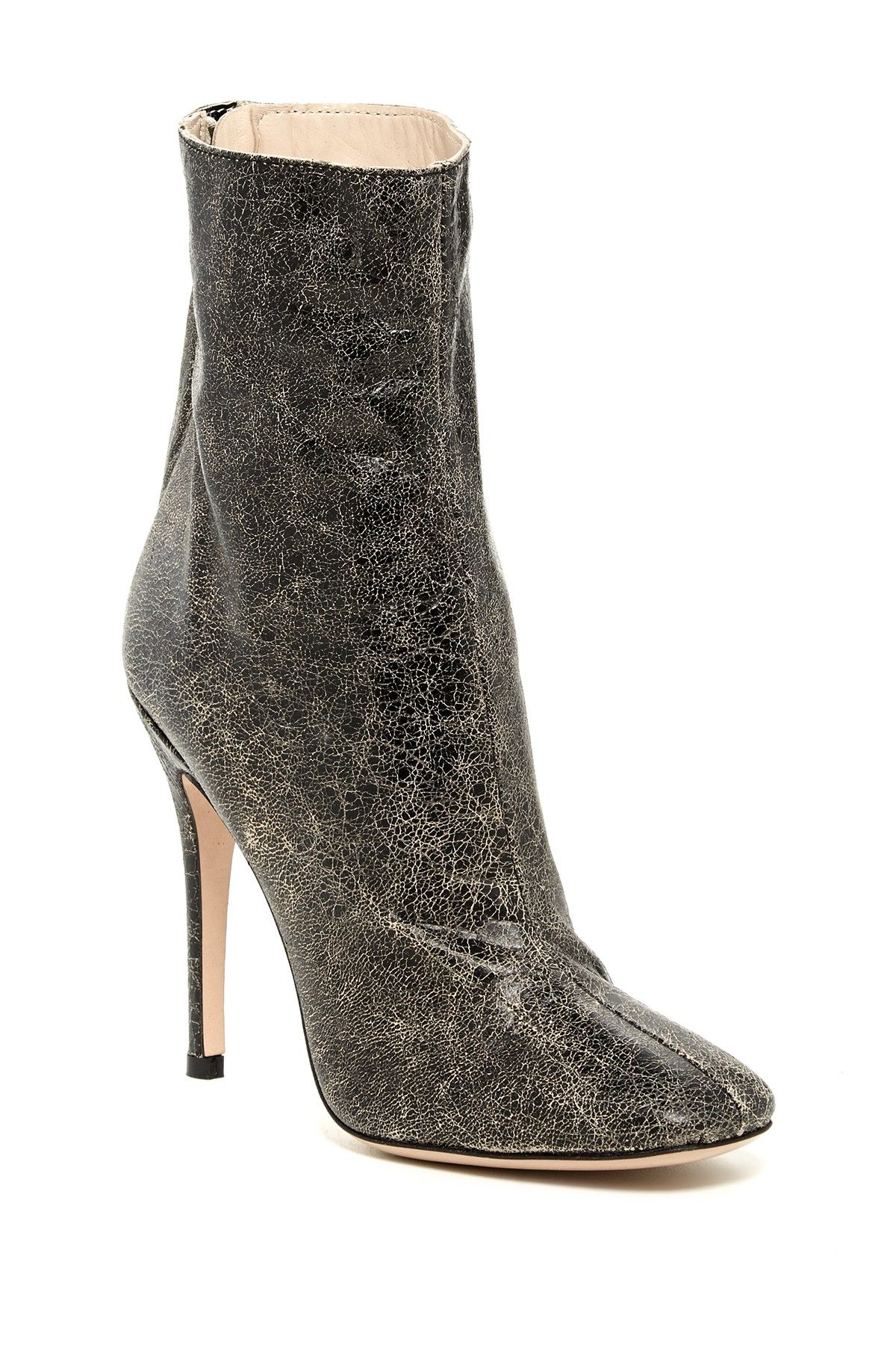 c41efe87e15 Love these Diesel Cracked Heel Booties