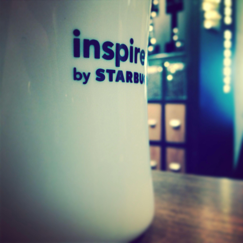 Inspired by Starbucks
