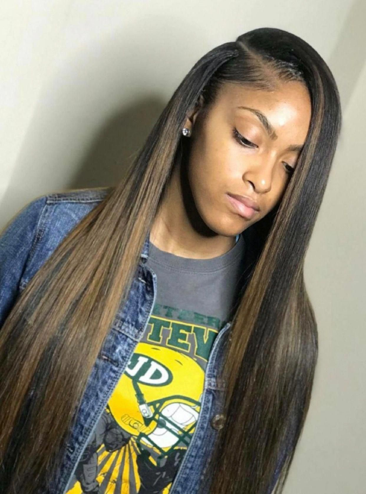 These black hairstyles for long hair really are fabulous ...