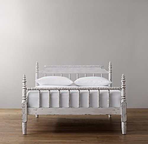 Craigslist Dreamy Jenny Lind Spindle Bed By Restoration Hardware Spindle Bed Bed Linens Luxury Spool Bed
