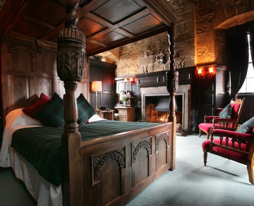 The Tower Room Deluxe is developed in