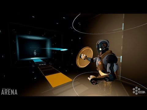 Project Arena Is A Tron Like Vr Esport For Oculus Touch And Htc