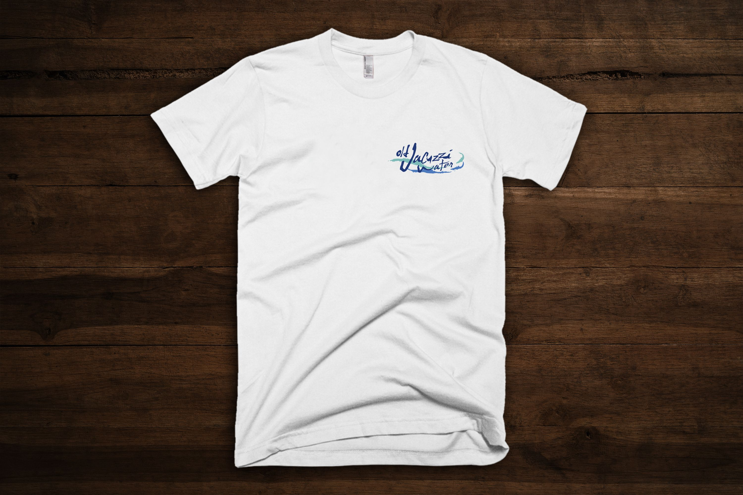 Small Logo | Premium T-Shirt | Jacuzzi, Logos and Neckline