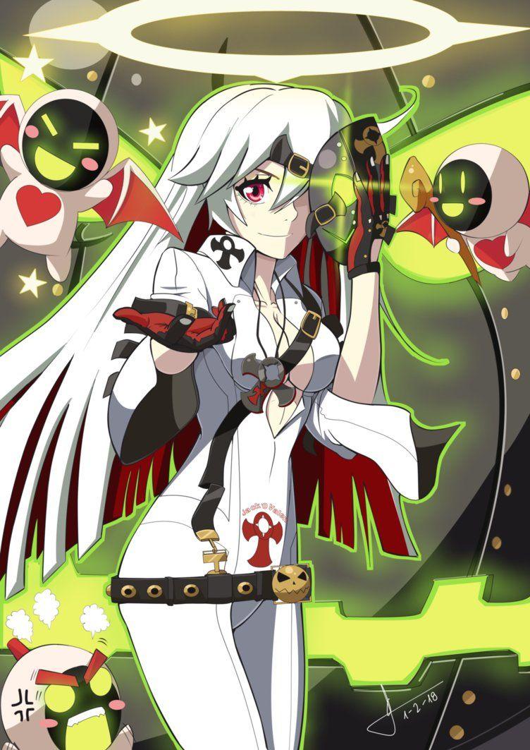 Jack O Valentine Fan Art By Kamikazechino Guilty Gear Fan Art