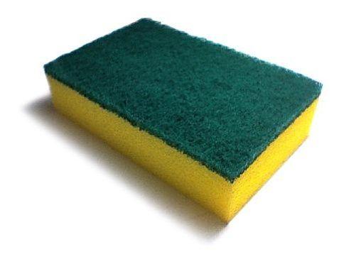 sanitize your spongeyou can sanitize your kitchen sponge by placing rh pinterest com