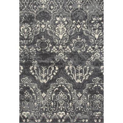 Best Art Carpet Bastille Emerge Gray 8 Ft X 11 Ft Area Rug 400 x 300