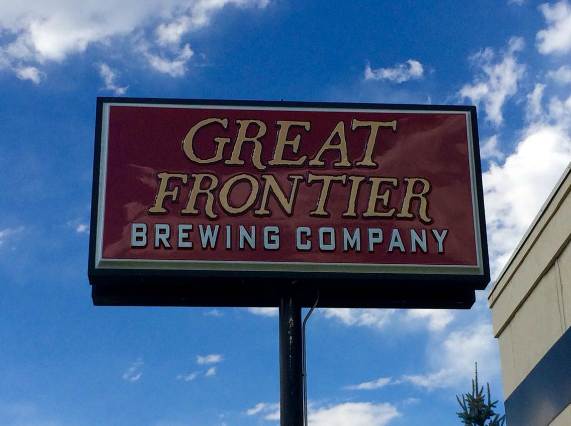 #227 - Great Frontier Brewing Co. - Lakewood, CO