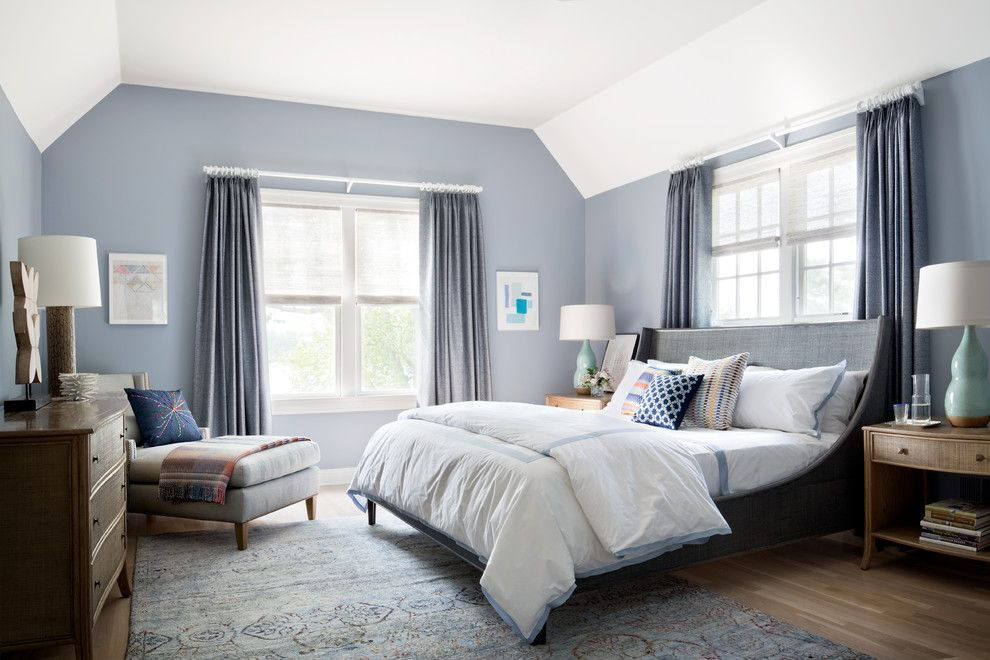 Need soothing paint colors for your bedroom