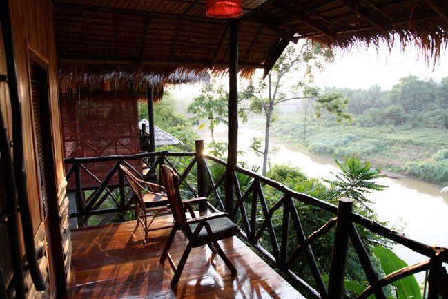 luang prabang thongbay guesthouse seasian adventures rh ar pinterest com