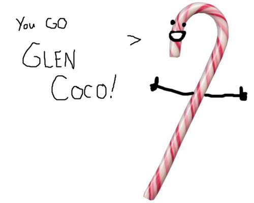 And 4 for Glen Coco!