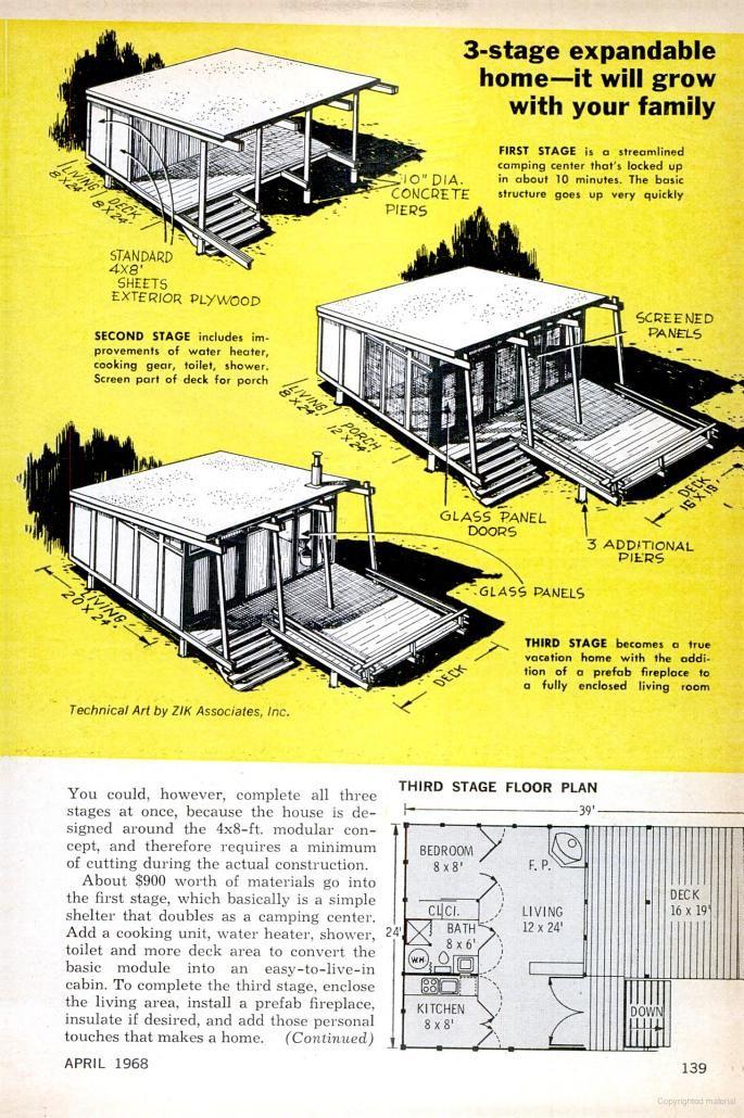 popular mechanics google books cabin in 2019 house plans rh pinterest com