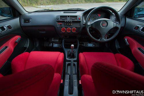 Honda Ek 9 Interior Honda Civic Hatchback Honda Civic Coupe Honda Civic Sedan