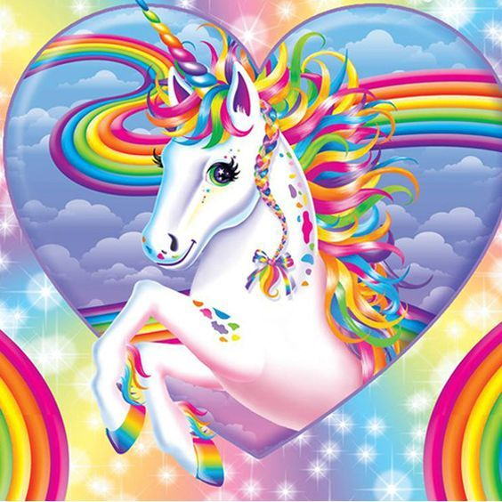 Pin by Kimberly Mecir on UNICORNS | Pinterest | Unicorns, Lisa frank ...