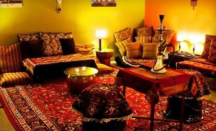 Persian Tea Salon Genie 39 S Hookah Lounge Newport Warm Dimly Lit Spaces